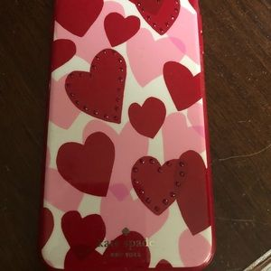 iPhone 8plus Kate Spade phone case